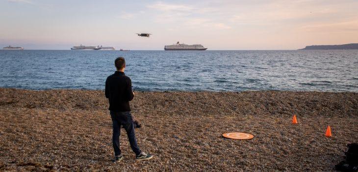 Weymouth Drone